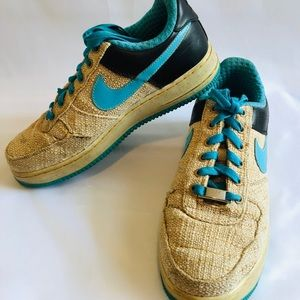 Nike Air Force (Bahamas Born Kid)
